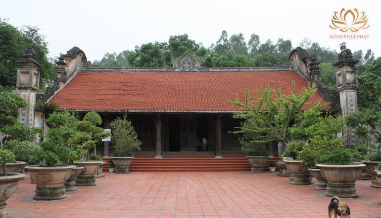 Chùa Hồng Phúc một địa điểm tâm linh nổi tiếng ở Bắc Giang