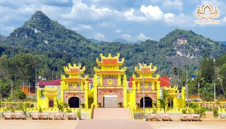 Chùa Hưng Quốc điểm đến tâm linh nổi tiếng của tỉnh Sơn La