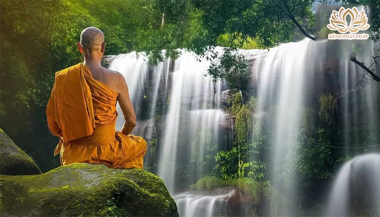 Học cách im lặng để đời giác ngộ bớt khổ đau