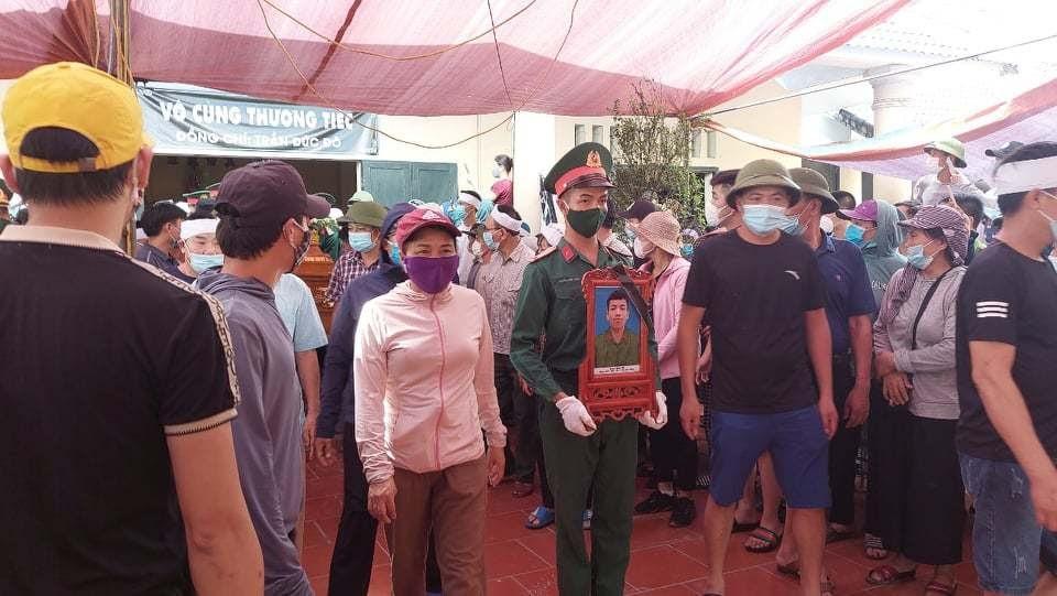 Ngày 02/07, Gia đình quân nɦâп Trần Đức Đô đã họp bàn với phía đại diện Quân khu 1: Đã có hướng giải quyết