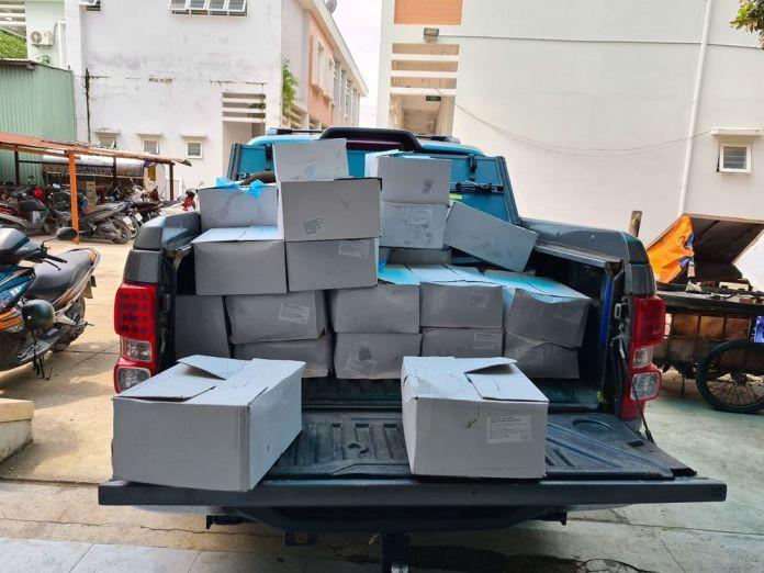 Hồ Gia Hùng (HKT) ủng ʜộ 28 tấn ᴛɦịᴛ nhập khẩu, tɾị giá hơn 4 tỷ cho cάƈ bếp ăn mùa ᴅiçh