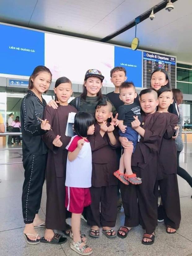 Hoàng Kiều mong được đưa con nuôi của Phi Nhung sang Mỹ nuôi dạy thành tỷ phú