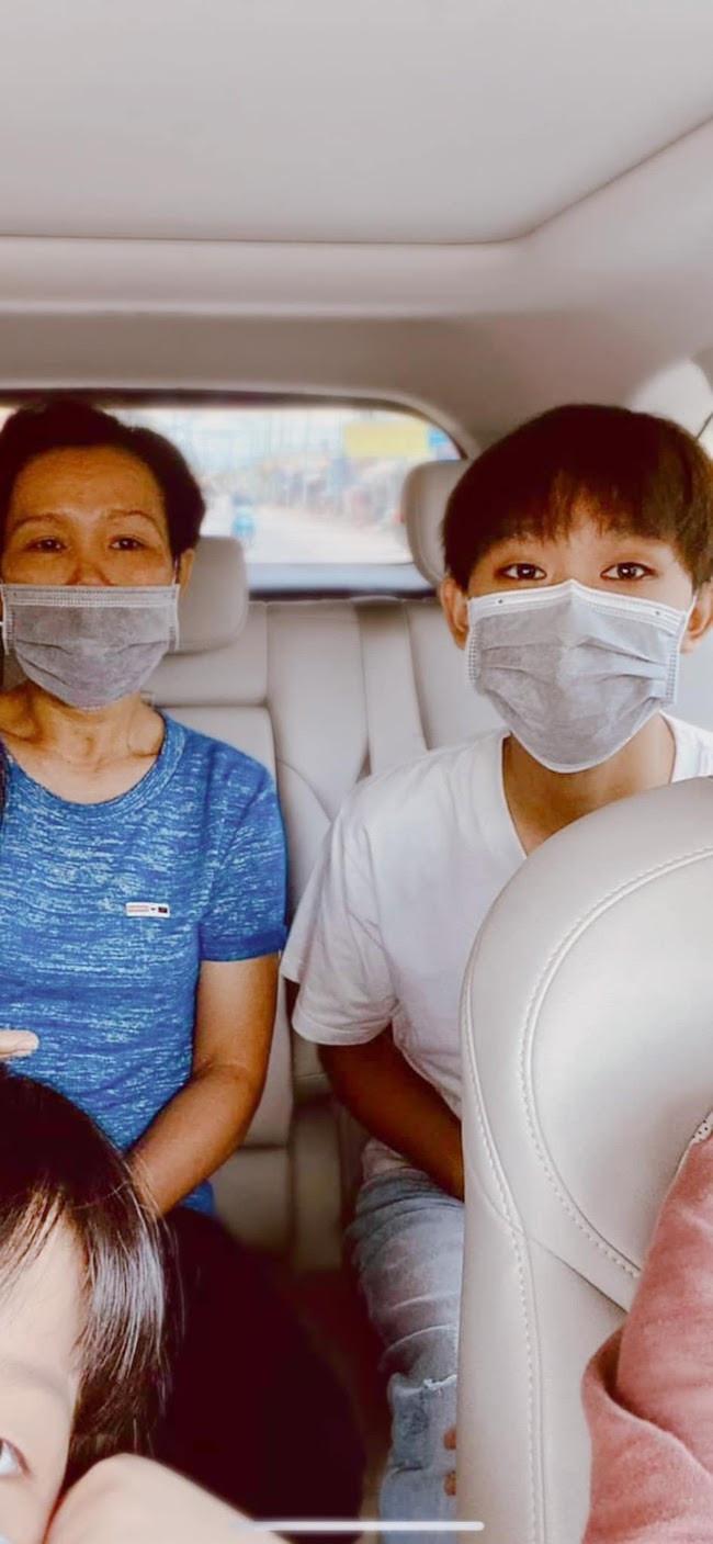 Phi Nhung gửi lời chúc đến con trai Hồ Văn Cường: Thi tốt nha, làm con của mẹ, không gì mà không thể - Hình 2