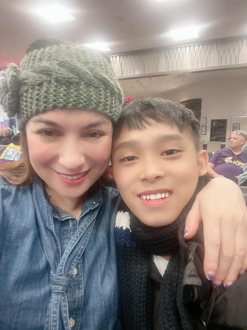 Phi Nhung gửi lời chúc đến con trai Hồ Văn Cường: Thi tốt nha, làm con của mẹ, không gì mà không thể - Hình 6