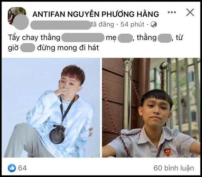 Nhóm anti bà Phương Hằng bất ngờ quay xe, kêu gọi tẩy chay Hồ Văn Cường: Từ giờ đừng mong đi hát - Hình 4