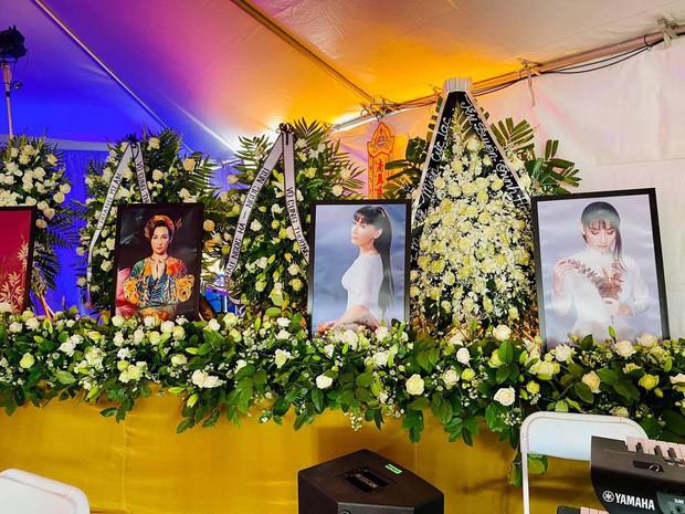 Con gái ruột Phi Nhung nói lời cảm tạ, rất xúc động vì 1 điều sau tang lễ của mẹ - Hình 7