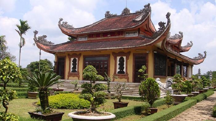 Tu viện  Bát Nhã vẻ đẹp ẩn giấu giữa chốn rừng xanh